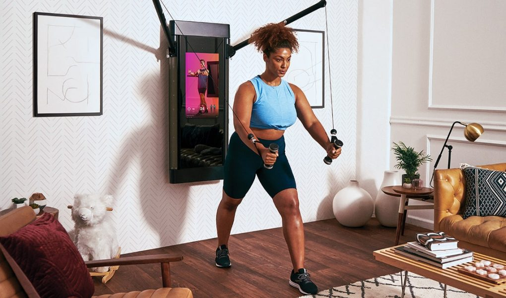 Tonal's Home Gym Is Made for Folks Who Want to Get Ripped
